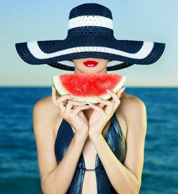 cara perawatan kulit dengan semangka