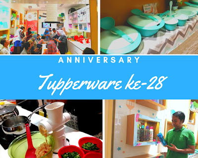 Perayaan Tupperware Indonesia