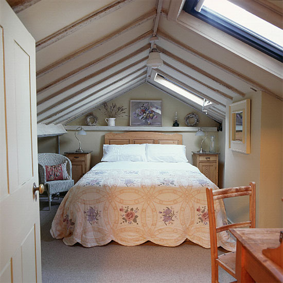 Design Ideas For Loft Rooms
