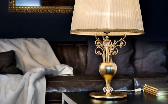 Ekskluzywne lampy - eleganckie oświetlenie domu