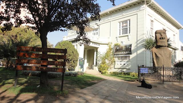 Museo Fonck - Viña del Mar, Chile