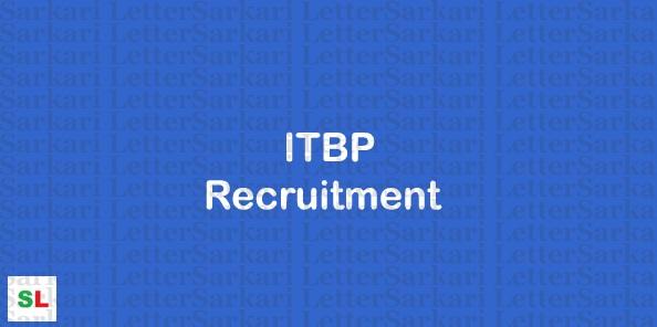 ITBP MO Recruitment 2019