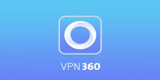 تحميل في بي ان VPN 360 لفتح المواقع الحجوبة والتطبيقات المحظورة  للاندرويد و الايفون