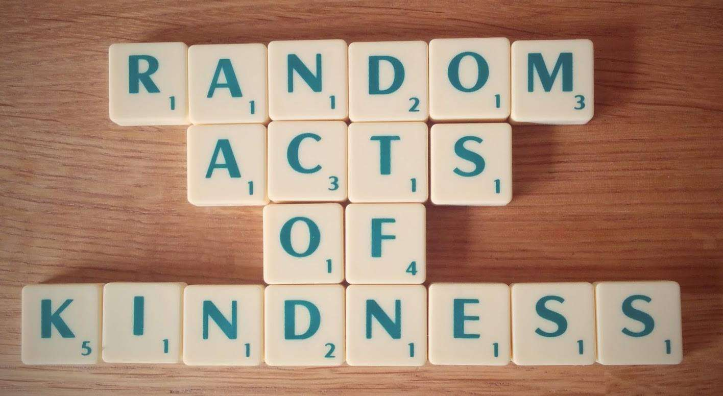 Random Act of Kindness Day Wishes