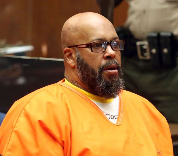 Suge Knight Back in Hospital Battling Blood Clots: Report