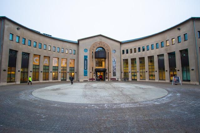 Arktikum museo-Rovaniemi