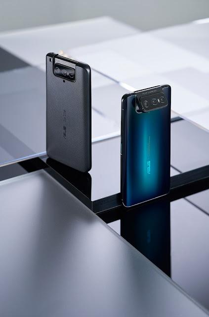 Asus Zenfone 7 e 7 Pro são oficiais