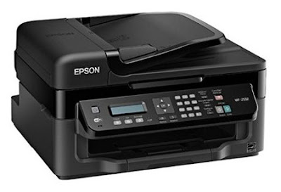Epson WorkForce WF-2532 Driver Download