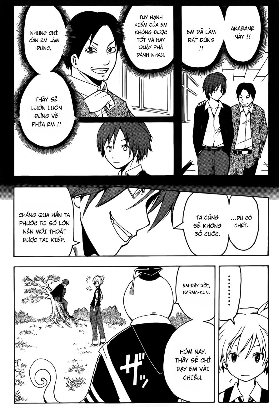 Ansatsu Kyoushitsu chap 6 trang 9