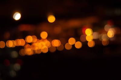 Bad bokeh effect