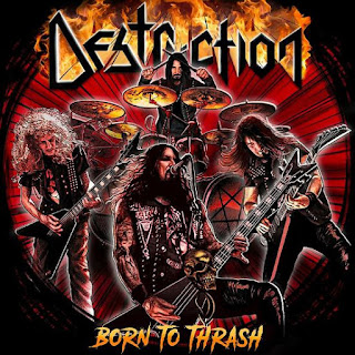 "Ο δίσκος των Destruction ""Born to Thrash"""