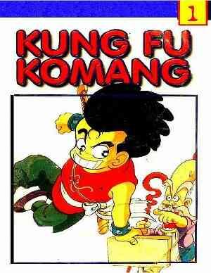 kungfu komang