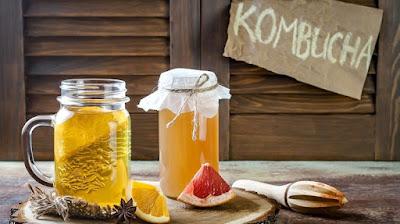 Minuman Kombucha