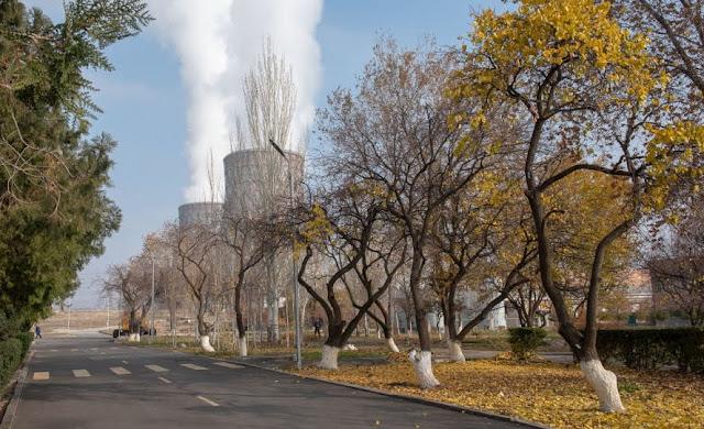 PSRC multa a la central nuclear de Armenia