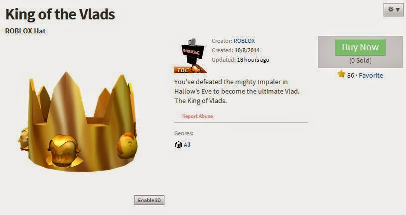 Unofficial Roblox: ROBLOX Hallow's Eve 2014 - Prizes, Maps and
