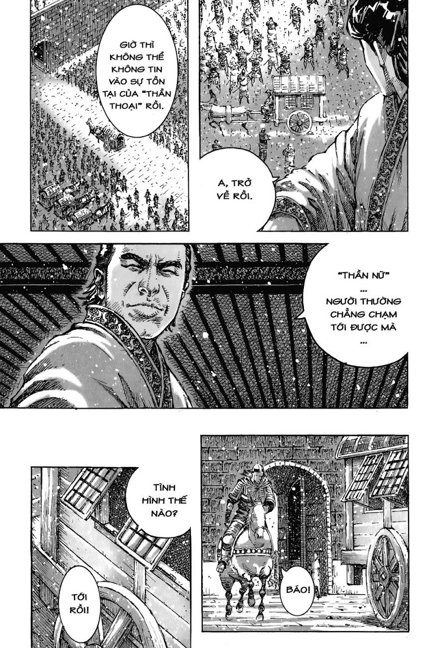 Hỏa phụng liêu nguyên Chương 446: Hủ mộc tàng trùng [Remake] trang 18