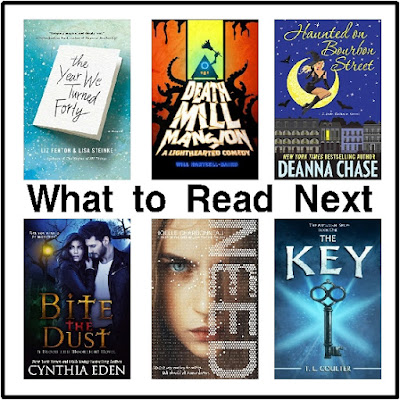 If you are looking for a good book to read, check out these great books from my Wish List.  I haven't read them all, but there is a great mix of Thrillers, Fantasy, Paranormal, and Time Travel to keep you reading and enjoying for a few days.  If you read them first, let me know if they are as good as they look.