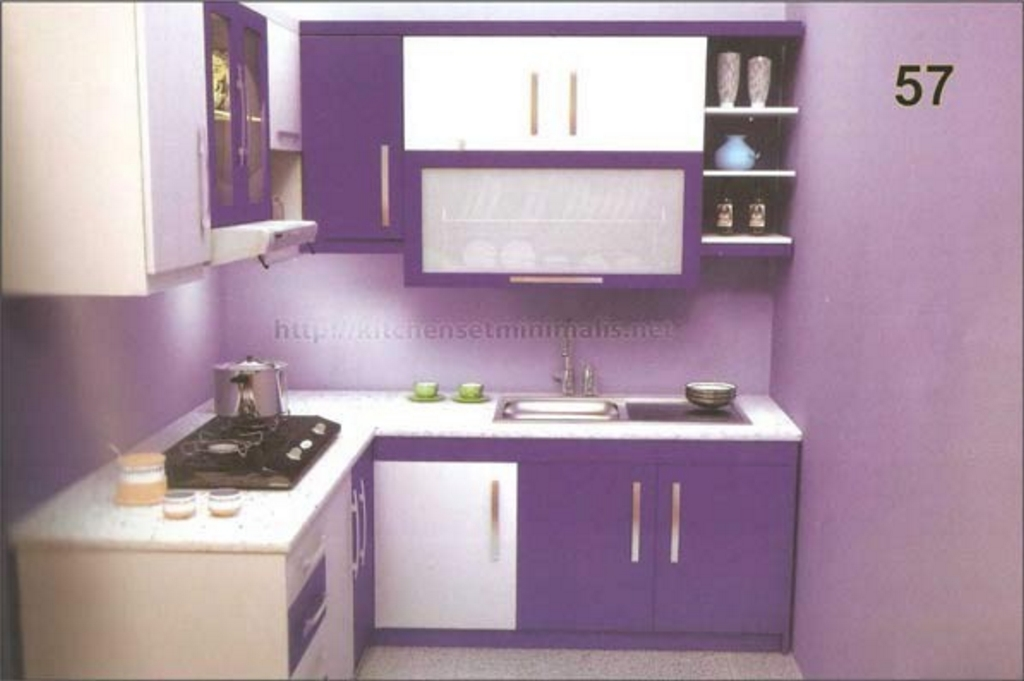 kitchen set dapur sederhana 2
