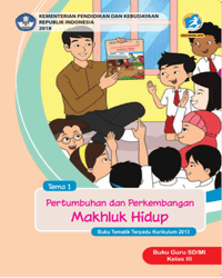 Buku tema 1 Guru Kelas 3 K13 2018