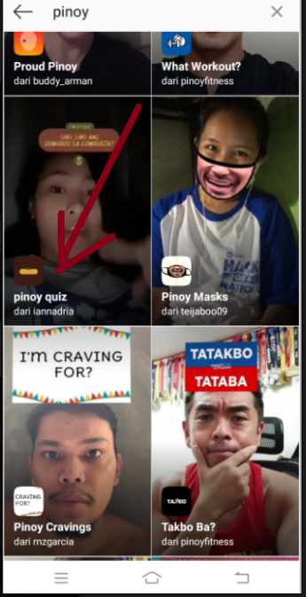 Filter Pinoy Quiz Instagram How To Get The Filter Pinoy Quiz Instagram Kertaharjanews