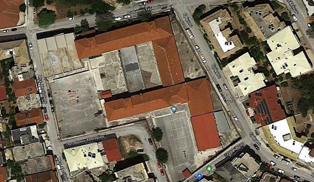 Ήγουμενίτσα: Παρεμβἀσεις στα κτίρια του 1ου Γυμνασίου και του 1ου Λυκείου Ηγουμενίτσας