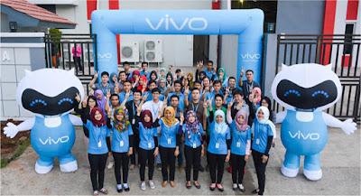 Lowongan Kerja Besar-Besaran SMA SMK D3 S1 Semua Jurusan PT VIVO MOBILE INDONESIA Rekrutmen Pegawai Baru Penerimaan Seluruh Indonesia