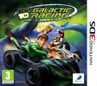 Rom Ben 10 Galactic Racing 3DS