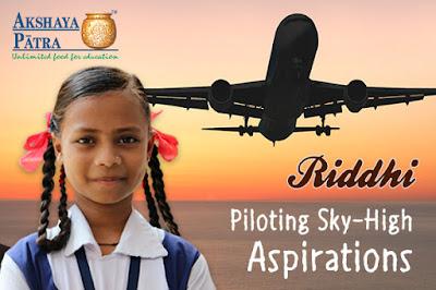 Akshaya Patra Beneficiary