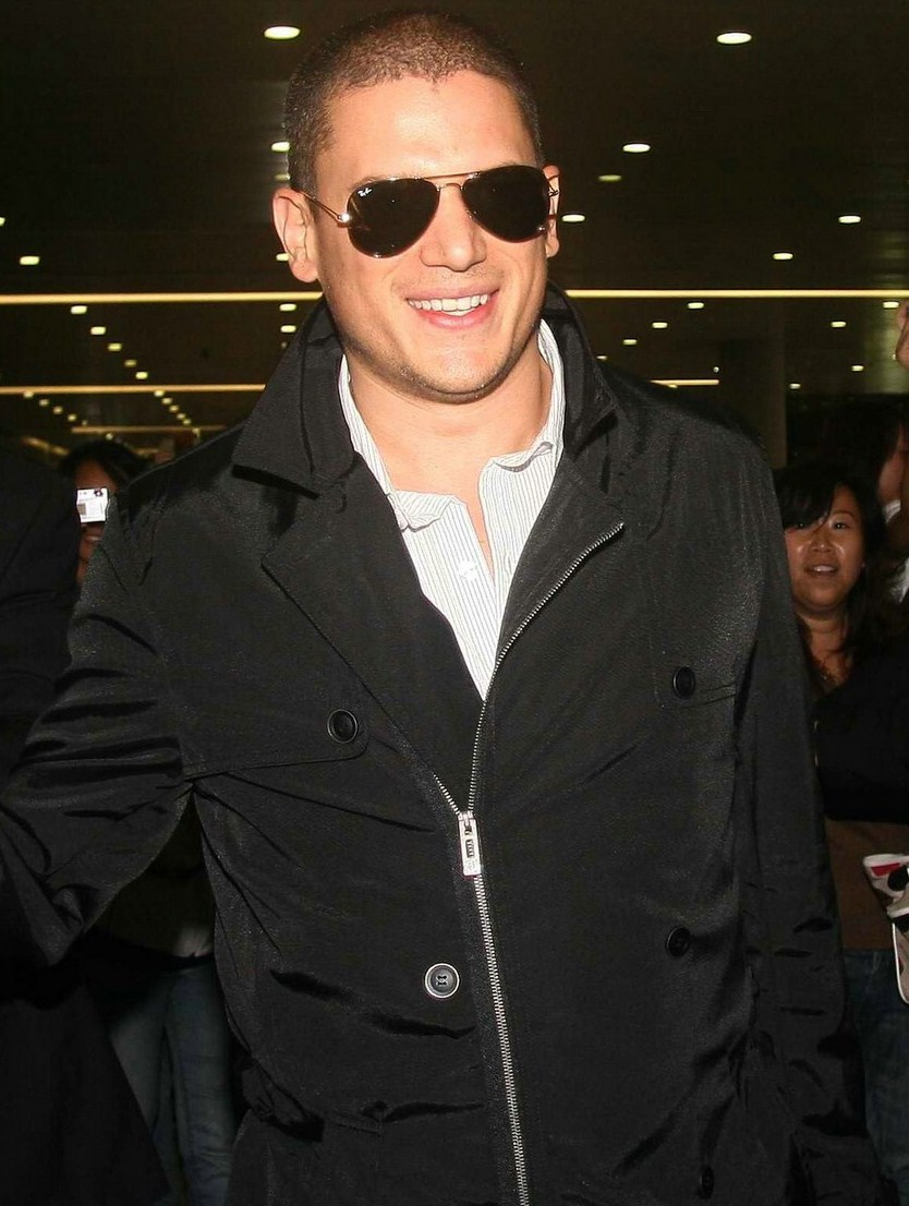 Wentworth Miller with Love: Wentworth Miller: ME & CITY ...