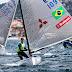 Jorge Zarif fatura ouro em etapa final da Copa do Mundo de vela