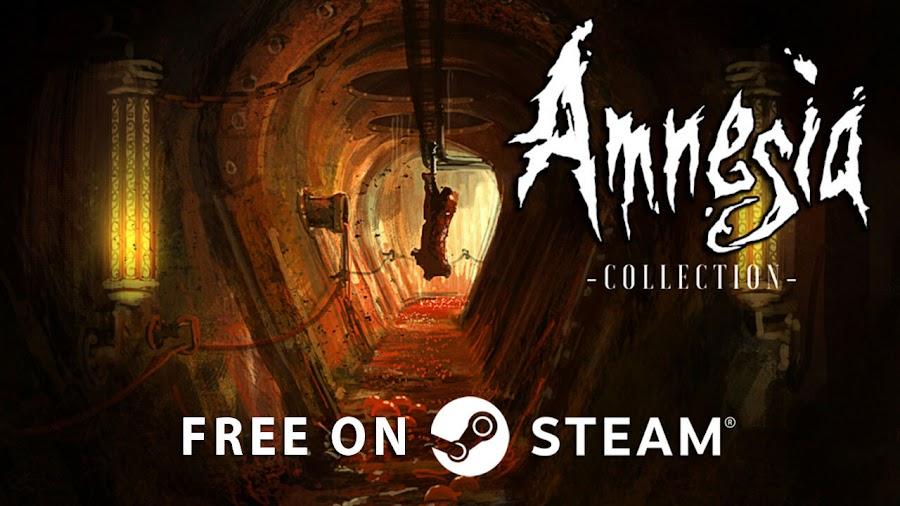 amnesia collection free steam