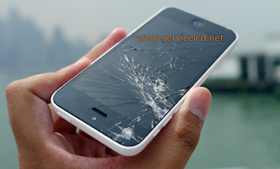 Jual dan Ganti LCD iPhone 5C