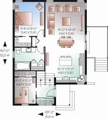 Sketsa denah rumah minimalis sederhana