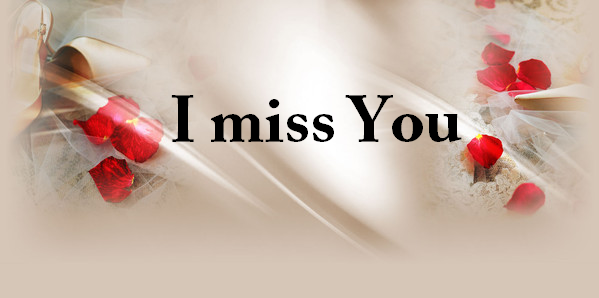 """Belas Frases De Amor Maio 2016: Belas Frases De Amor: """"I Miss You"""""""
