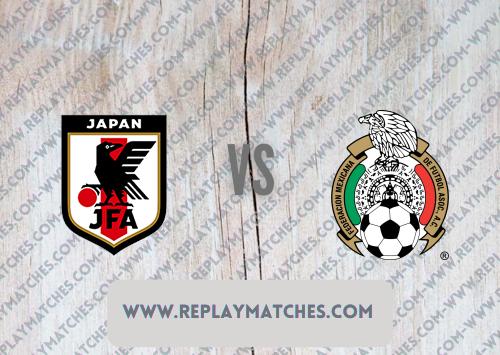 Japan U23 vs Mexico U23 -Highlights 25 July 2021