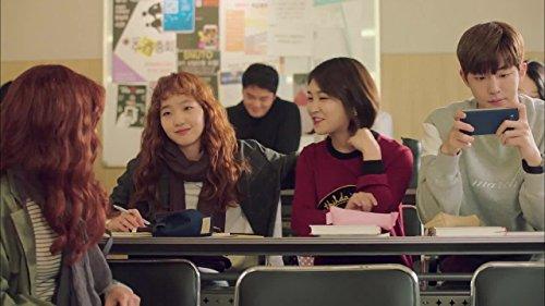 KDrama Cheese In The Trap (Park Hae Jin dan Kim Go Eun) ||  cerita sekumpulan pelajar universiti di akhir semester