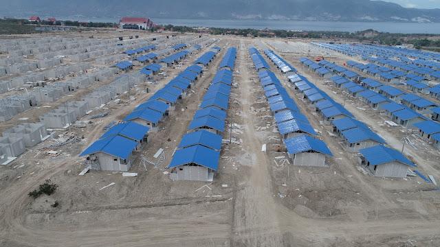 Lebih 167 Ribu Rumah Warga NTB Terbangun Pasca Gempa