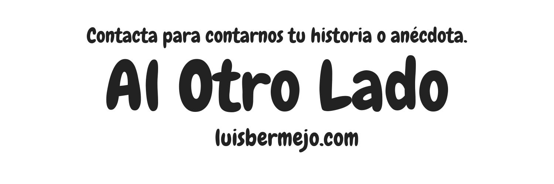 Al Otro Lado con Luis Bermejo   https://www.luisbermejo.com