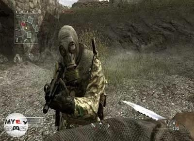 شرح تفصيلي عن لعبة Call of Duty 4 Modern Warfare للكمبيوتر