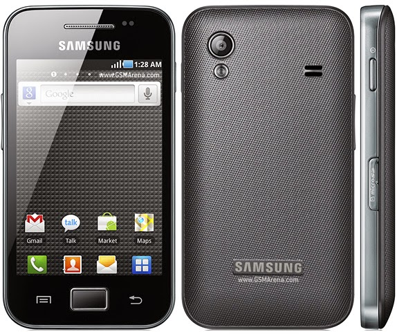 Samsung Galaxy Ace S5830