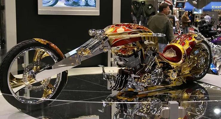 Топ 10 самых дорогих мотоциклов