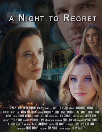 Poster Of A Night to Regret Full Movie in Hindi HD Free download Watch Online 720P HD