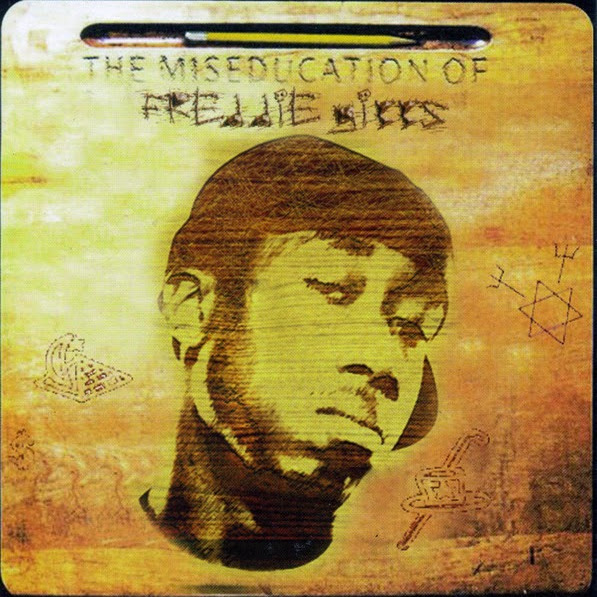 Freddie Gibbs - The Miseducation of Freddie Gibbs Cover