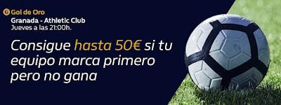 william hill promocion copa Granada vs Athletic 5 marzo 2020