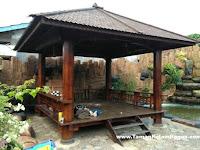 15 Contoh Gazebo Kayu dan Bambu Terbaru