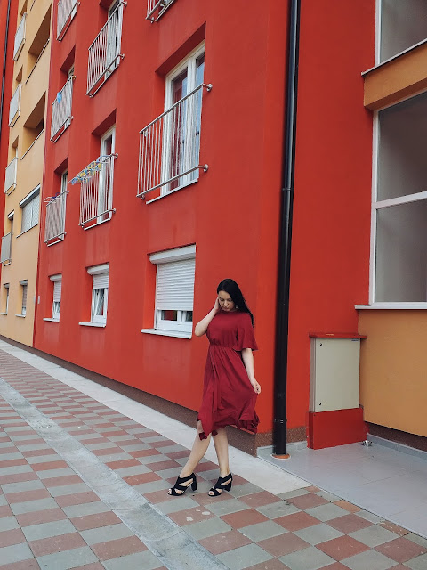 Dropship clothes Dear-Lover outfit post