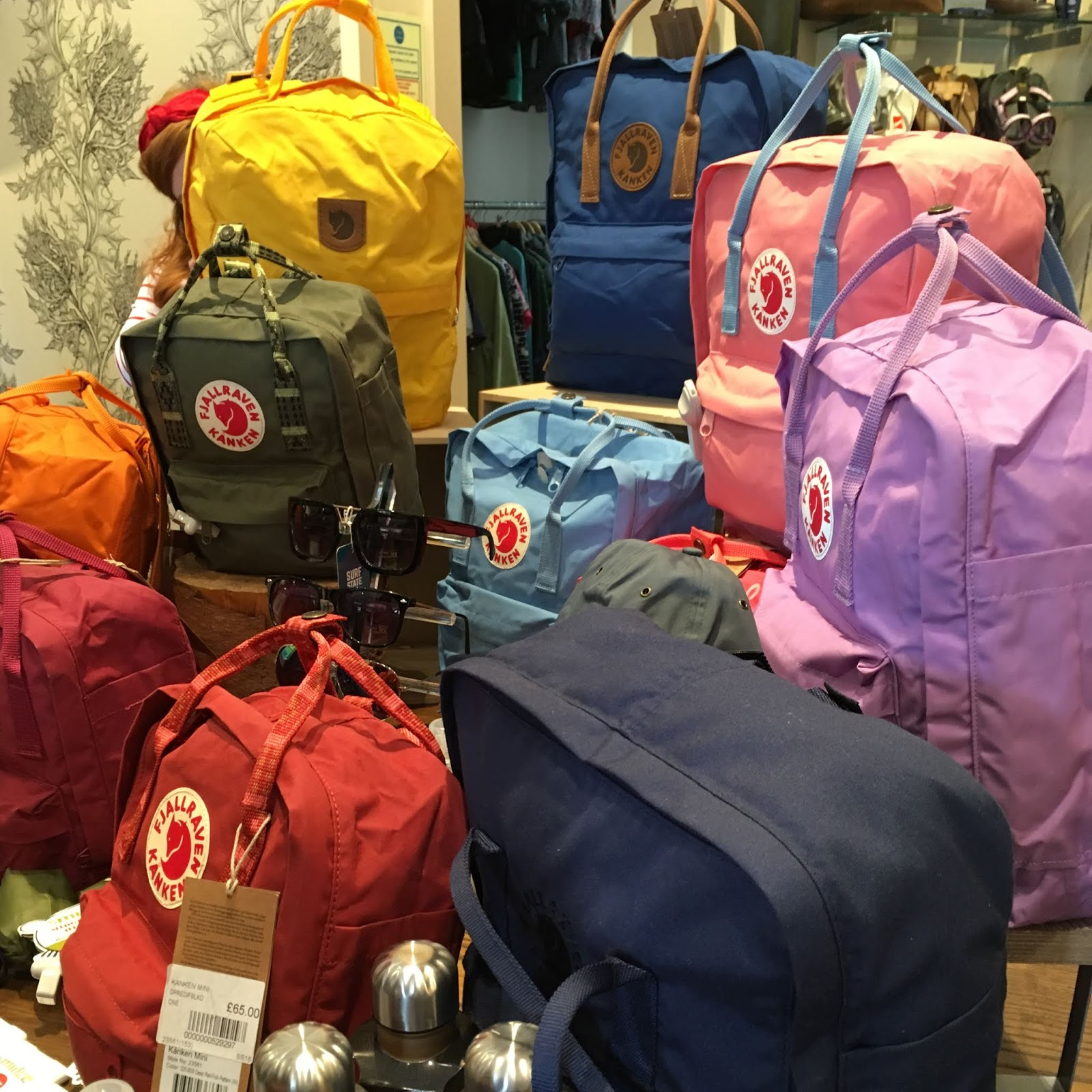 fjallraven backpack uk stockists