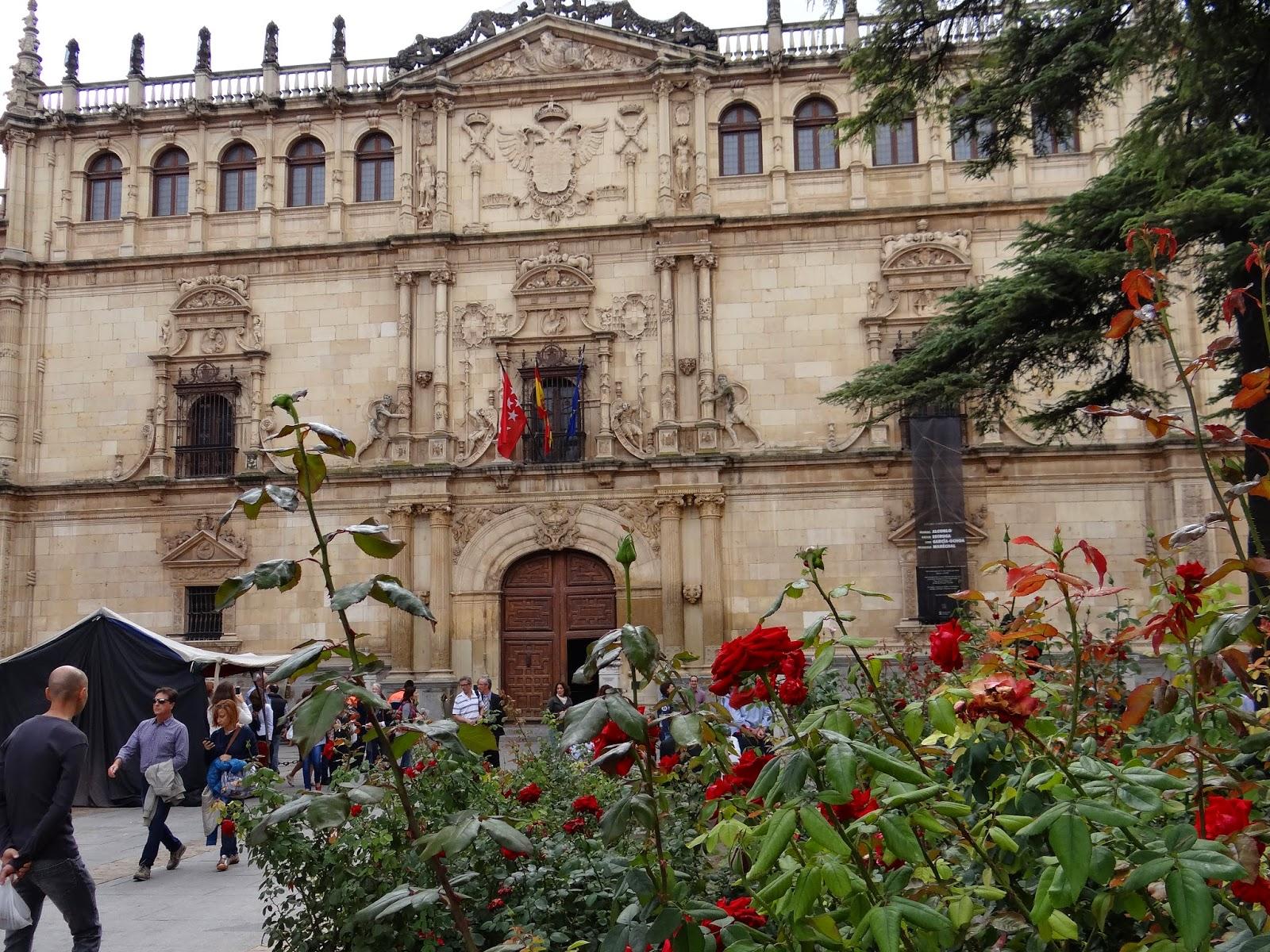 Rectorado de Alcalá de Henares