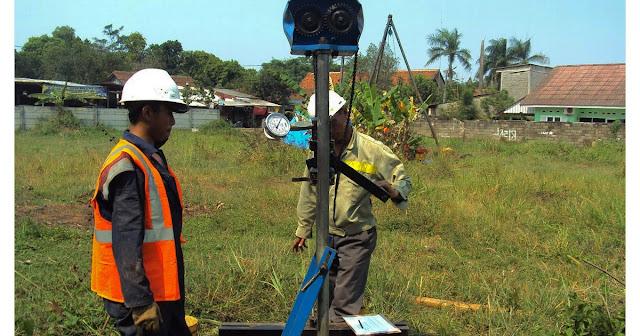 Terima Jasa Survey Topografi / Pemetaan Tanah Banjarmasin, Kalimantan Selatan Terpercaya