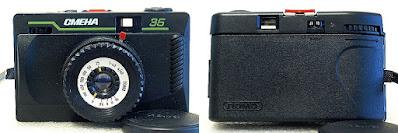 "LOMO Smena 35 (Triplet ""T-43"" 4/40 lens) #005"
